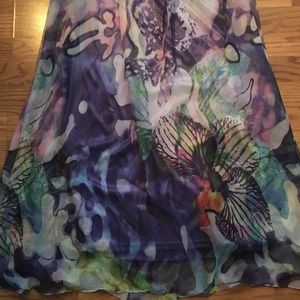 Xscape Dresses - ❤️SALE❤️ Xscape watercolor beaded gown